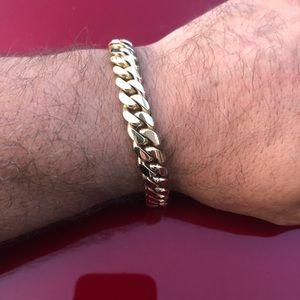 Accessories - 10k Solid Miami Cuban Bracelet
